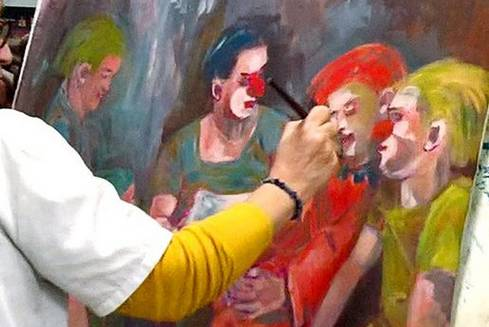 Peinture 5 – Approfondissement