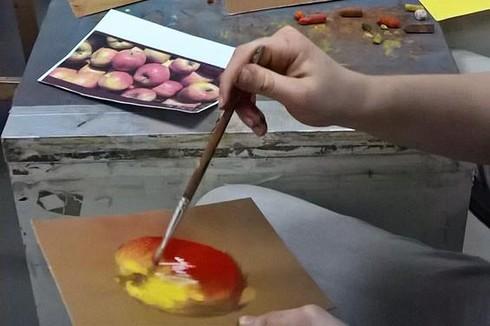 Dessin, peinture et techniques mixtes