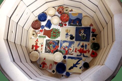 Enfants – Sculpture / Modelage / Céramique