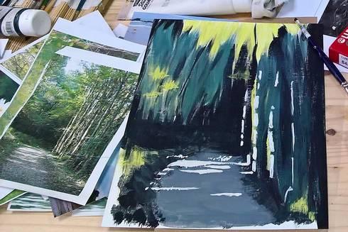 Peinture 1 – Débutant