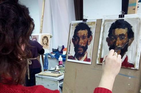 Peinture 4 – Apprentissage Approfondi