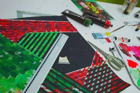 Peinture 5 – Techniques créatives