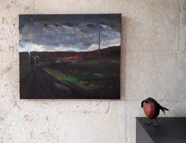 La Hardonnerie 4 paysage Alexandra Chauchereau