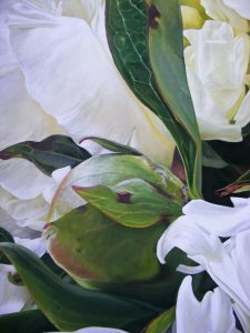 Peonia fleur grand format Juliana Wildner