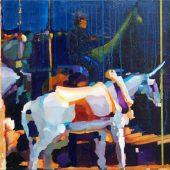 Le petit âne du carrousel