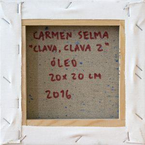 Clava Clava 2 portrait Carmen Selma