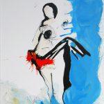 De la grâce peinture Christophe Faso