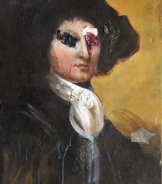 Peinture n°0006 de Jérôme Bouscarat