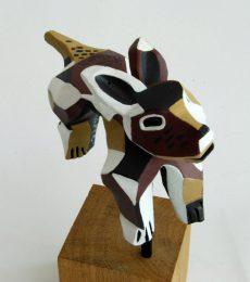 Le chien à facettes de Philippe Messager