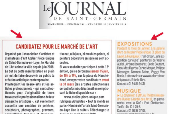 Journal de Saint-Germain