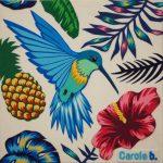 Oiseau de paradis n°15 de Carole b