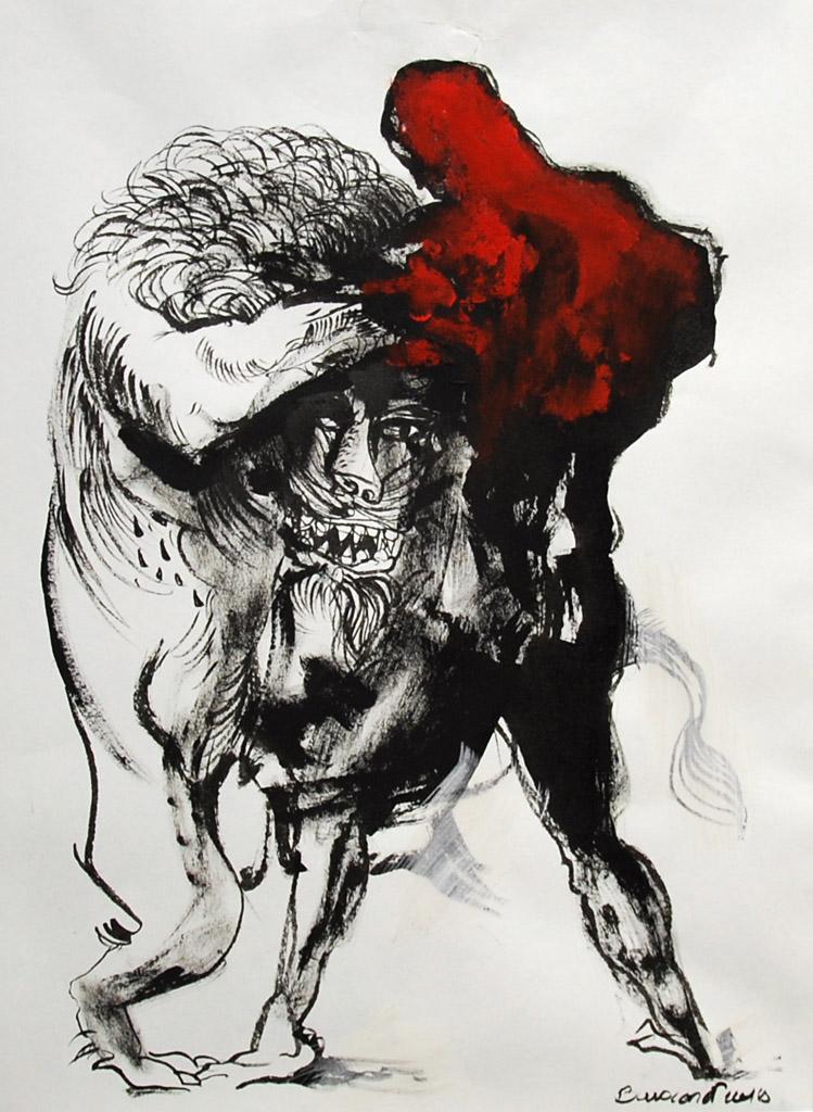 Le lion de Némée 2