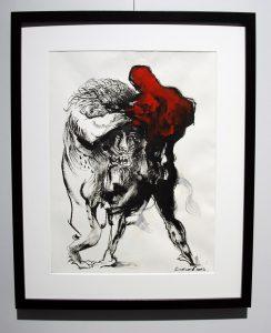 Le lion de Némée 2 de Jérôme Bouscarat