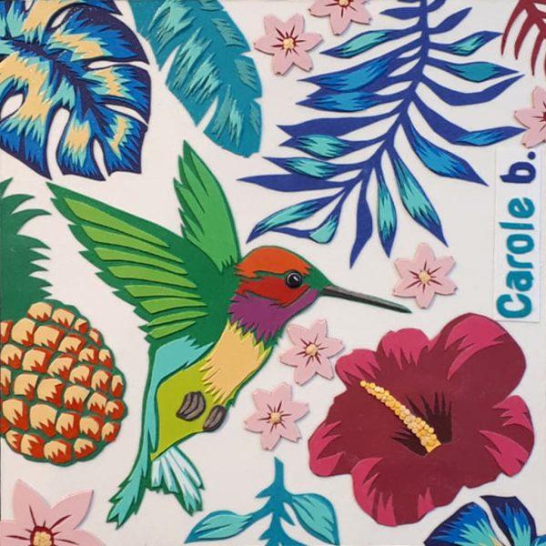 """Un coin de paradis """"Green"""" de Carole b."""