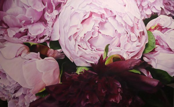 Pink peonies II de Juliana Wildner