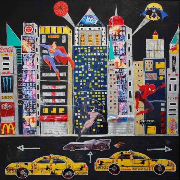 Comics Street de Brigitte Lovisa