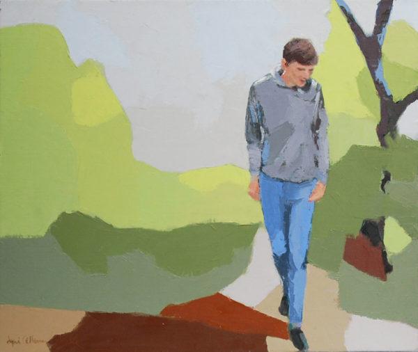 Le fils d'Agnès Cellérier
