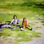 Les filles et Ilian de Blanche Bérat