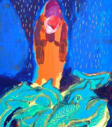 Le pêcheur triste