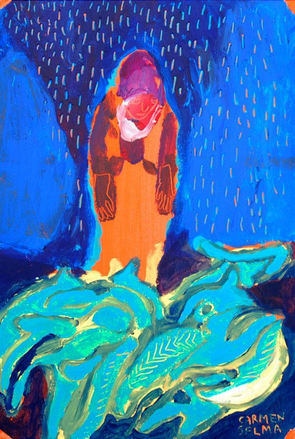 Le pêcheur triste de Carmen Selma
