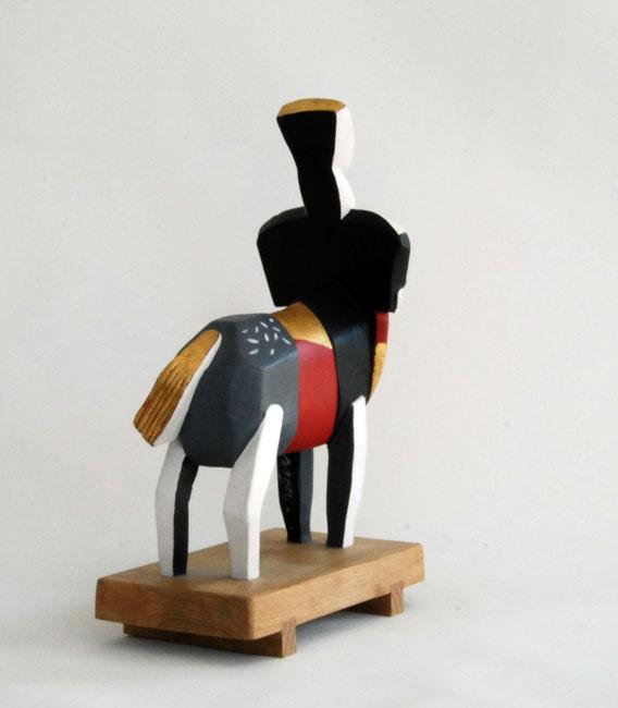 Centaure cycladique de Philippe Messager