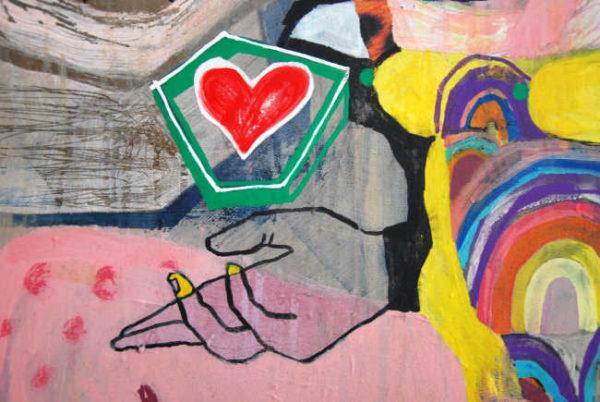 It's all about love de Christèle Saint-Amaux