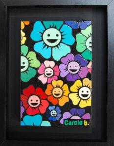 Kawaï flowers de Carole b.