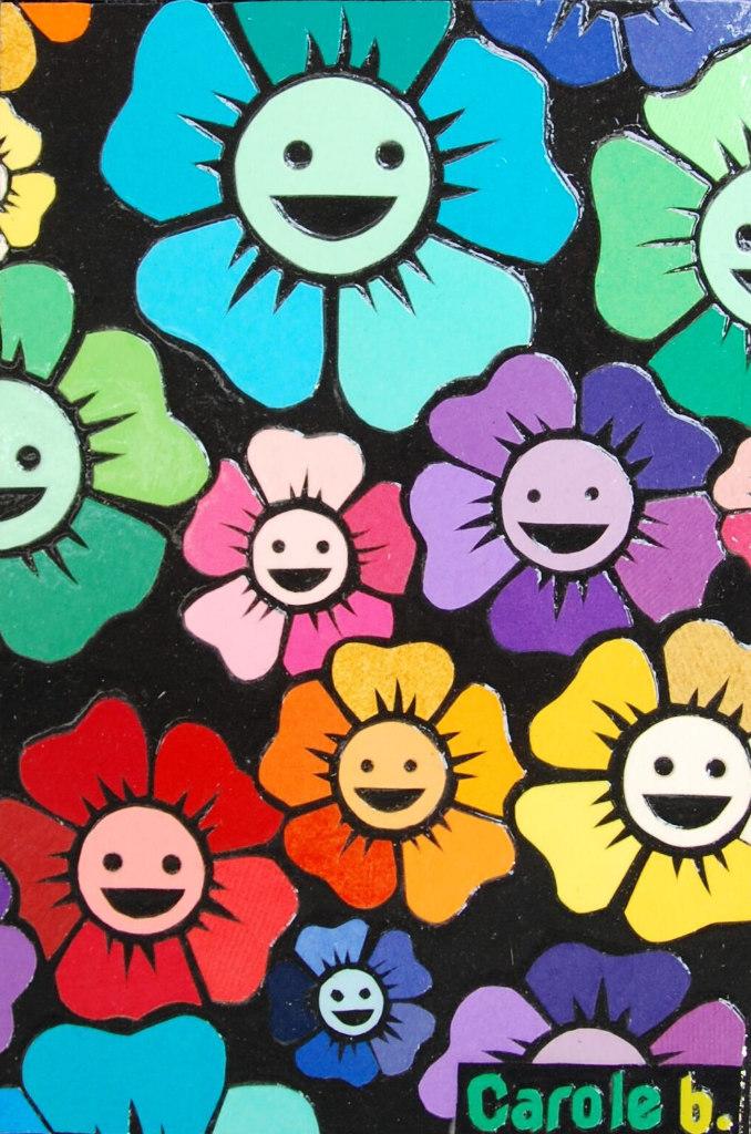 Kawaï Flowers