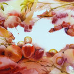 Peaches at Dusk de Donna Acheson Juillet