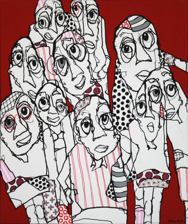 Bande de potes de Maxime Frairot