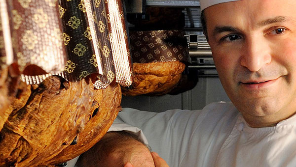 panettone artisanal italien