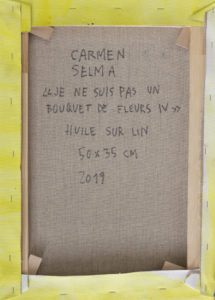 Je ne suis pas un bouquet de fleurs IV de Carmen Selma