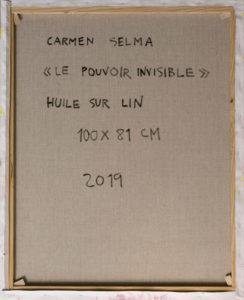Le pouvoir invisible de Carmen Selma