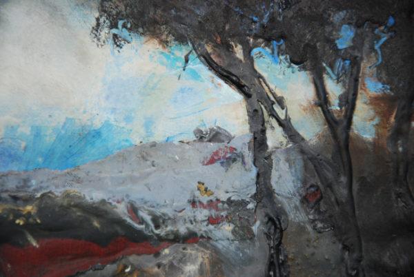 Paysage sans titre n°1 de Jérôme Bouscarat