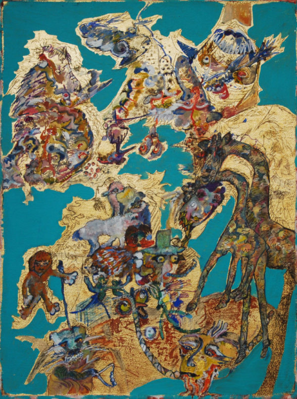 Carnet de voyage n°14 d'Esther Ochsenbein