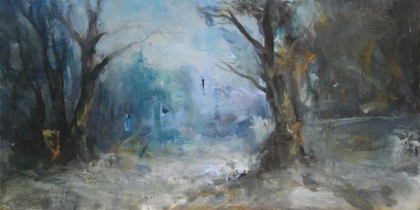 Paysage intemporel de Jérôme Bouscarat