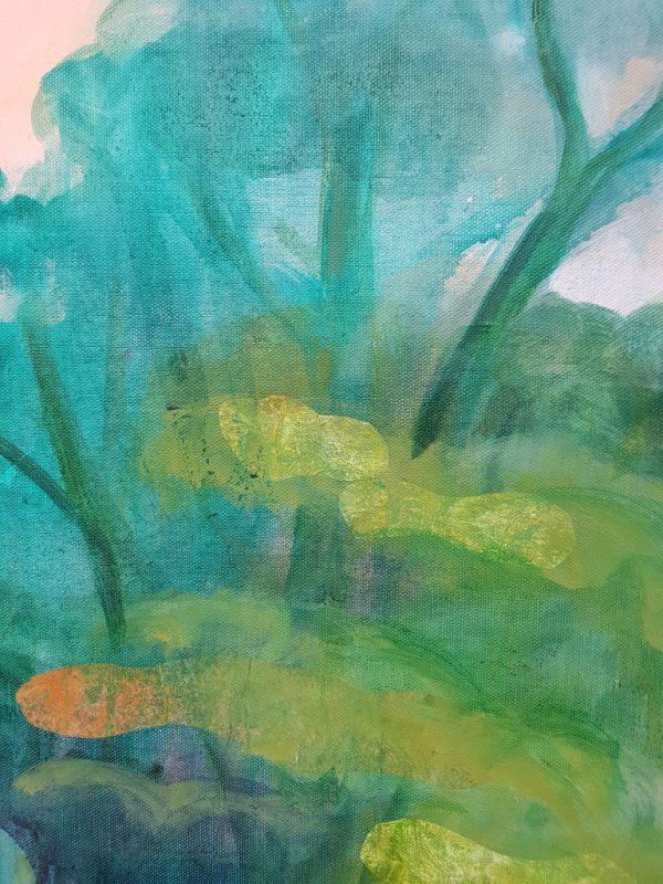 Le chêne et le roseau de Valérie Auriel