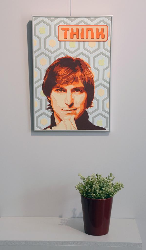 Stevie Jobs wonders de Carole b.