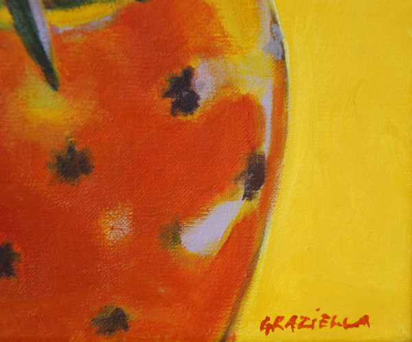 Vase marocain 2 de Graziella