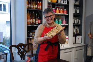 Lucia cuisinière de l'Atelier Pièce Unique