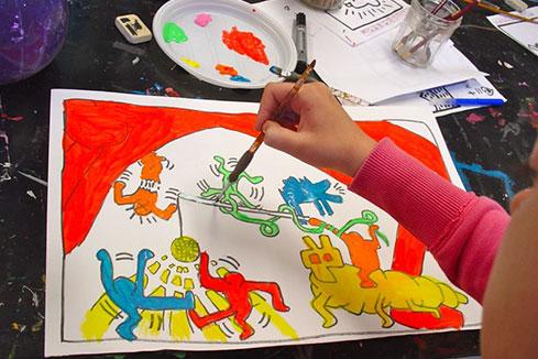 Enfants – Arts Plastiques