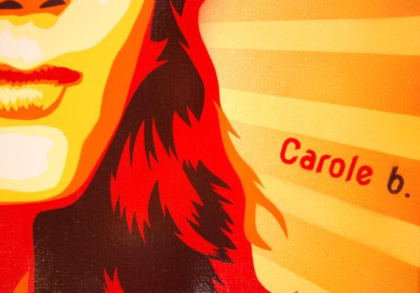 Le pouvoir des mots et des couleurs de Carole b.