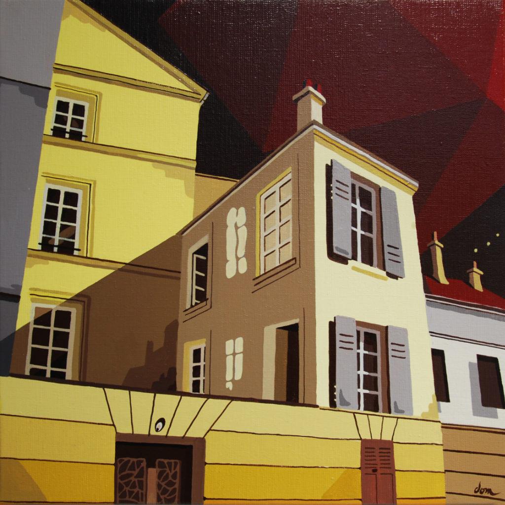 Rue d'Orion