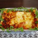 Lasagnes aux légumes du jardin, entier
