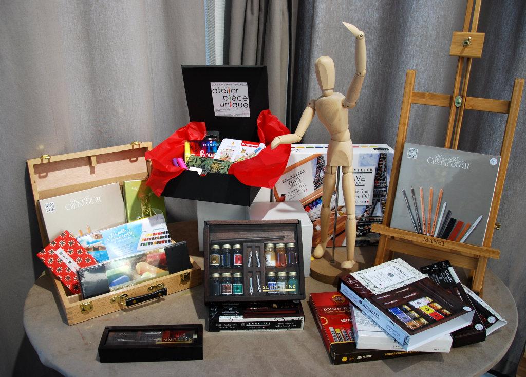 Les cadeaux de Noël de l'Atelier Pièce Unique