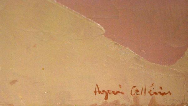 Les arbres d 'Agnès cellérier