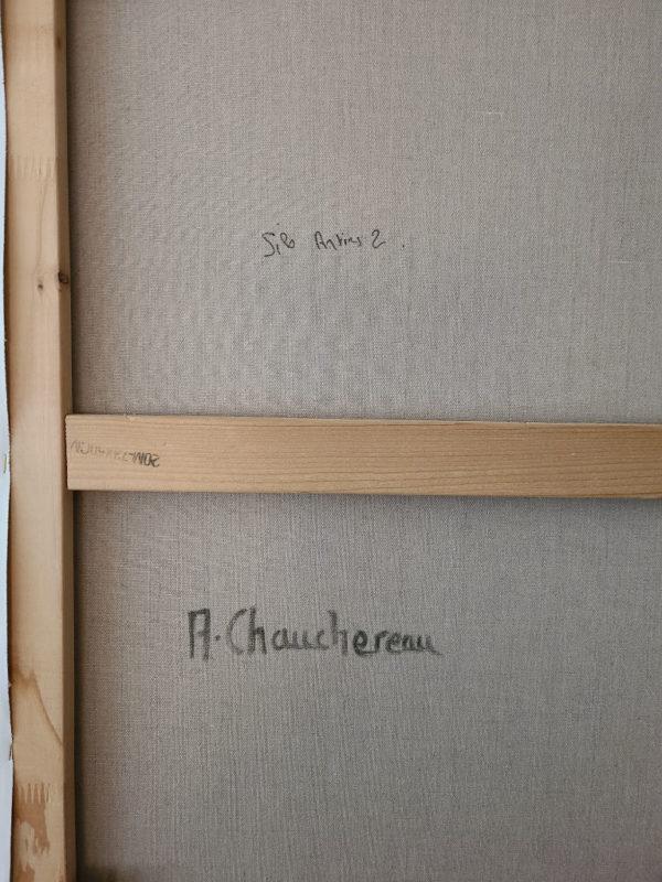 Silo Artins 2 d'Alexandra Chauchereau