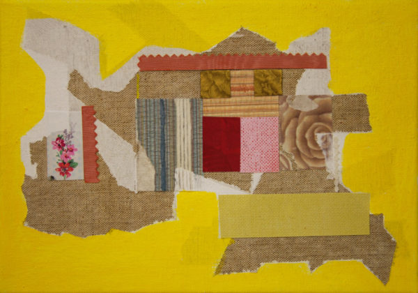 composition, semi-abstrait, maison