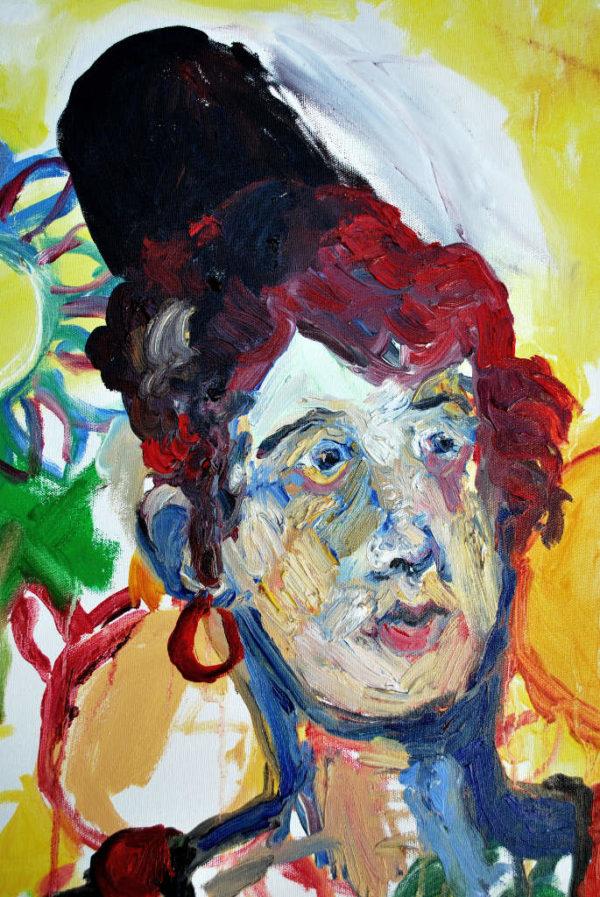 De sangre y girasoles de Carmen Selma