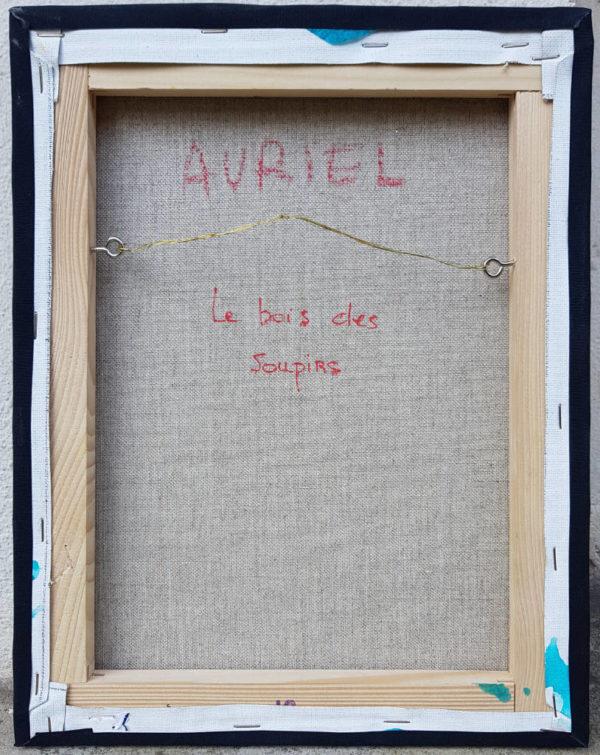 Le bois des soupirs de Valérie Auriel